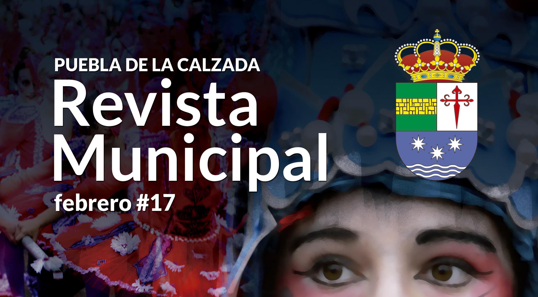 REVISTA MUNICIPAL DE FEBRERO 2017