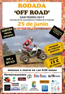 cartel off road San Pedro 2017