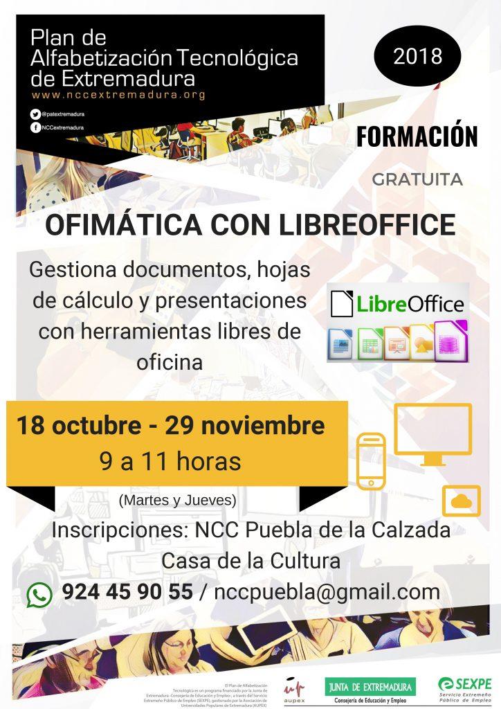 ofimatica octubre 2018