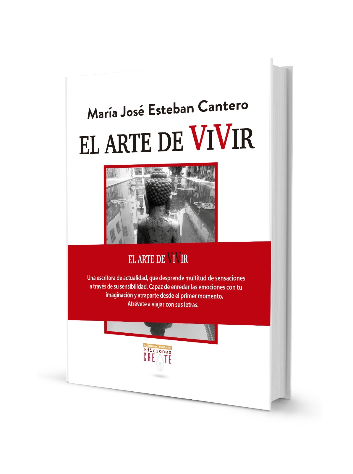 MARIA JOSÉ ESTEBAN PRESENTA 'EL ARTE DE VIVIR'