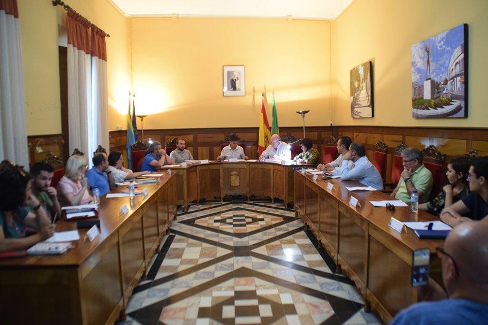 CONFIGURACIÓN CONCEJALÍAS DEL EQUIPO DE GOBIERNO DEL AYTO. EN EL PERIODO 2019-2023