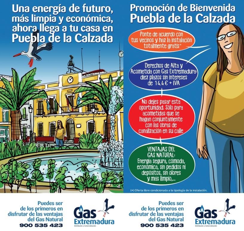 COMIENZA EL DESPLIEGUE DE GAS EXTREMADURA